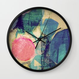 Bola de Gude Wall Clock
