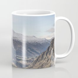 Queenstown Mountains Coffee Mug