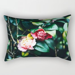 Floral Etudes Rectangular Pillow