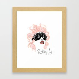Prostitute of Art Framed Art Print