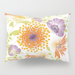 Floral print for spring Pillow Sham