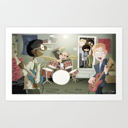 Still Got It Art Print