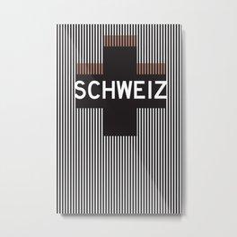 Gruezi//Seventeen Metal Print