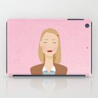 tenenbaum iPad Cases featuring margot tenenbaum by WreckThisGirl