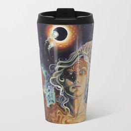 Kaleidoscope Eyes Travel Mug