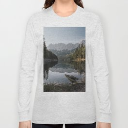 Lake View - Landscape and Nature Photography Long Sleeve T-shirt