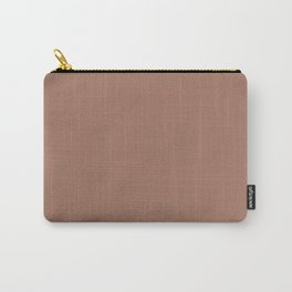 Mocha Mousse Carry-All Pouch