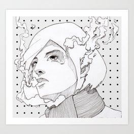 Candor Art Print