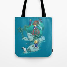 Landscaping Tote Bag