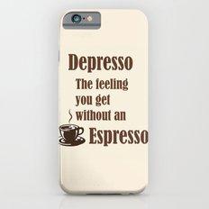 Espresso Slim Case iPhone 6