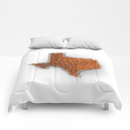 TX-PD-3D Comforters