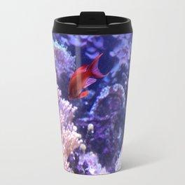 Lonely Fish Travel Mug