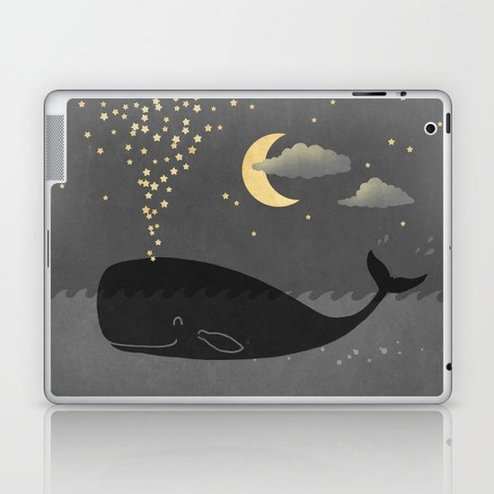 Starmaker - colour option Laptop & iPad Skin