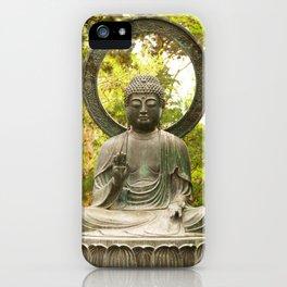 BUDDA iPhone Case