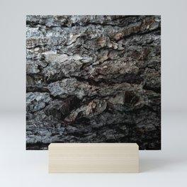 Wood 2 Mini Art Print