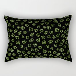 Hopcone Pattern Rectangular Pillow