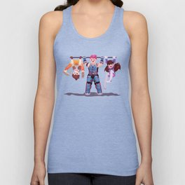 The Carry Unisex Tank Top
