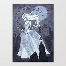 Wandering Soul Canvas Print