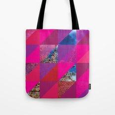 Triangles 3 Tote Bag