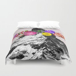 Collective dream Duvet Cover
