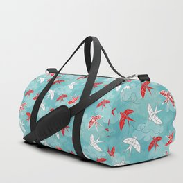 Origami Swallow Duffle Bag