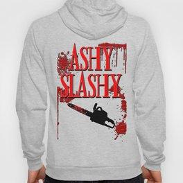 Ashy Slashy Chainsaw Hoody