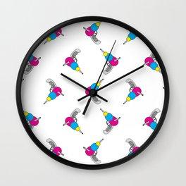 Ray Gun Wall Clock