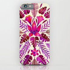 Tropical Symmetry – Magenta iPhone 6s Slim Case