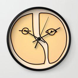 The Origin Of Love Wall Clock