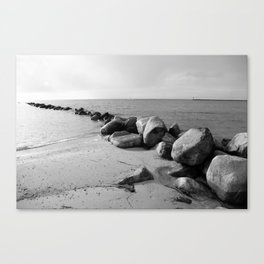 Insel Fehmarn Canvas Print