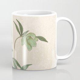 The Christmas Rose Coffee Mug