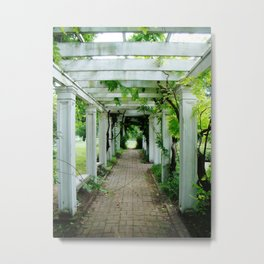 Endless Jungle Metal Print