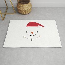 Cute snowman Rug