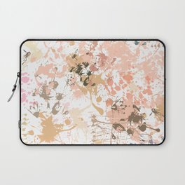 Skin Tones - Liquid Makeup Foundation - on White Laptop Sleeve