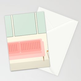 Inside mid century modern 312 Stationery Cards