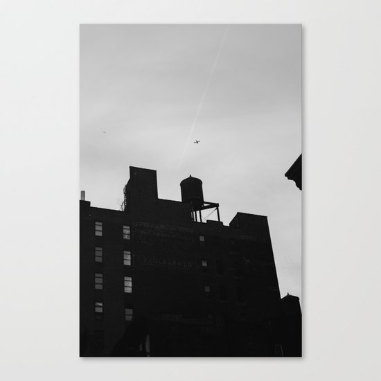Chelsea Architecture III Canvas Print