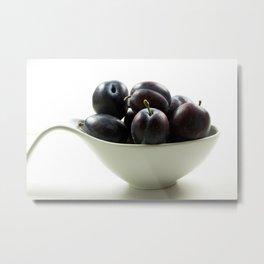 Franconian plums2 Metal Print