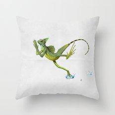 Keep the Faith (wordless) Throw Pillow