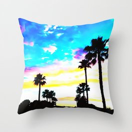 Laguna Niguel Throw Pillow