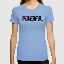 Powerful Strong Woman T-shirt