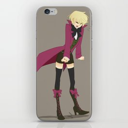 Alois Trancy II iPhone Skin