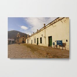 Convento de San Bernardo, in Salta, Argentina Metal Print