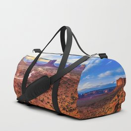Monument Valley, Utah No. 2 Duffle Bag