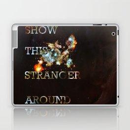 This Stranger Laptop & iPad Skin