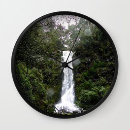 Tranquility 2 Wall Clock