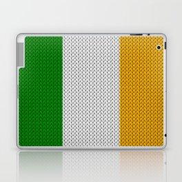 Flag of Ireland - knitted Laptop & iPad Skin