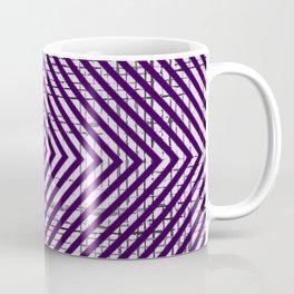 The System - Purple Coffee Mug