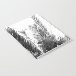 Tropical Leaves Dream #3 #tropical #decor #art #society6 Notebook