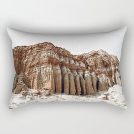 Red Cliffs / Utah Rectangular Pillow