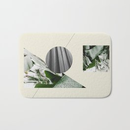 Tropical & Geometry III Bath Mat